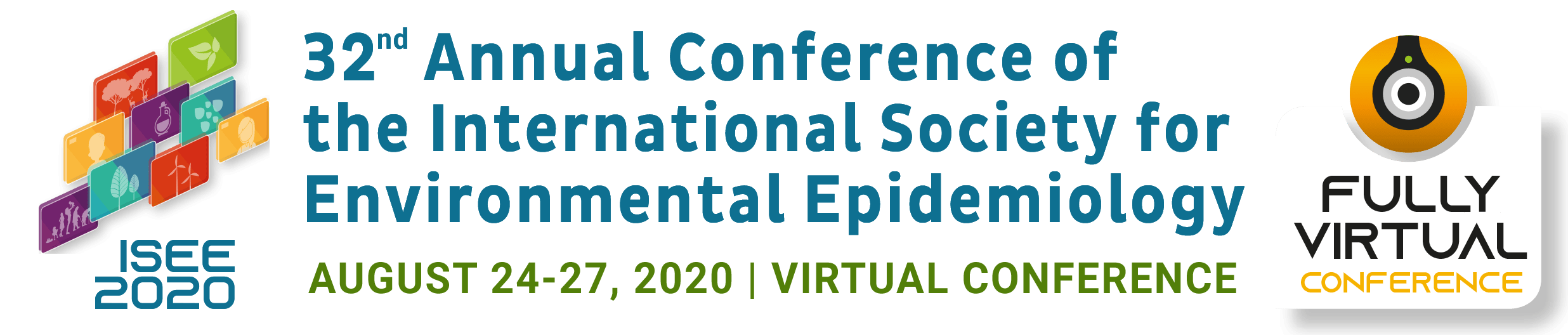 ISEE 2020 Conference on Environmental Epidemiology
